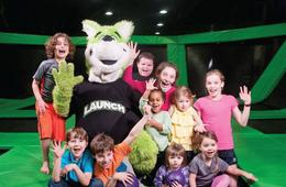 Launch Herndon Trampoline Park Superdeal Birthday Party