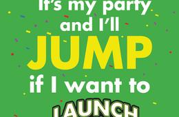 Launch Columbia Trampoline Park MVP Birthday Party
