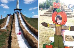 $18 for 2 Closing Weekend Tickets to Pumpkin Village Fall Fest at Leesburg Animal Park (34% Off)