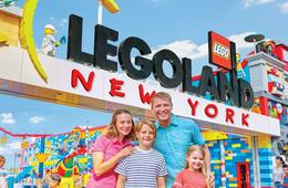 GRAND OPENING! BRAND NEW LEGOLAND® New York Resort