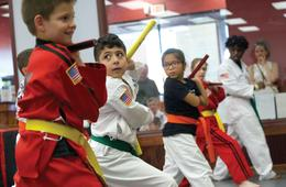 8 Martial Arts Classes + T-Shirt at Life Champ Martial Arts