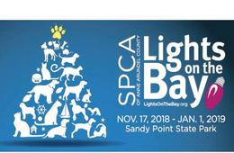 Admission for One Car + 2 Pairs of 3D Glasses to LIGHTS ON THE BAY at Sandy Point Park