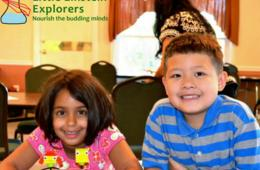 One-Week of HALF-Day Little Einstein Explorers Camp