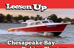 Chesapeake Bay Private Fishing Charter