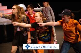 Lopez Studios Fall Theatre Specialty Classes