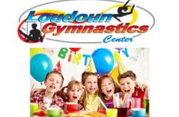 $149 for Loudoun Gymnastics BIRTHDAY PARTY - Sterling, VA (54% Off)