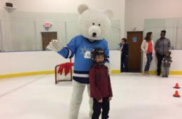 Loudoun Ice Centre Ice Skating Birthday Party