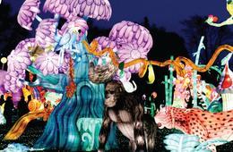 BRAND NEW! LuminoCity Festival - Wonderland of Lights