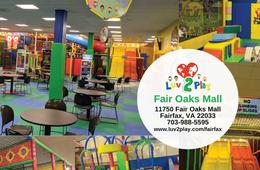 Luv 2 Play Indoor Play Admission