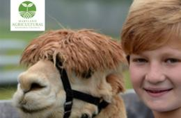 $5 for TWO Child Farm Tour Admissions - Adults FREE! Baltimore County Farm Park in Hunt Valley (50% Off)