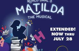 Matilda at Olney Theatre
