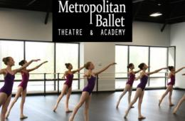 $120 for Summer Dance Classes at Metropolitan Ballet Theatre for Ages 7-11 - Ballet, Jazz, Contemporary, Hip Hop in Gaithersburg ($49 Off)