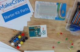 15% Off ALL MakeCrate Electronics and Coding Arduino Kits - Includes Subscription and Single Shipment Kits! Perfect Holiday Gift!