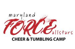 Maryland Force Allstars Cheer Camp