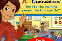 30 Day FREE Trial for the #1 Learning Program for Kids Ages 2-7 - ABCMouse.com!