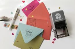 $19 for Custom Self-Inking Rectangular Stamp from Mason Row or $24 for Square Stamp (Up to 53% Off)