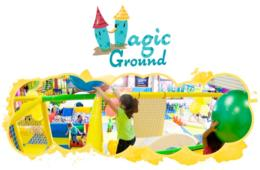 $10 for One Day Unlimited Pass at BRAND NEW Magic Ground in DC ($15 Value - 34% Off)