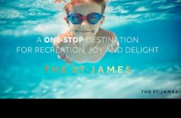 THE ST. JAMES: Active, Healthy Fun for the Entire Family!
