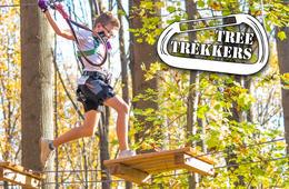 TreeTrekkers Outdoor Aerial Challenge & Zipline Park