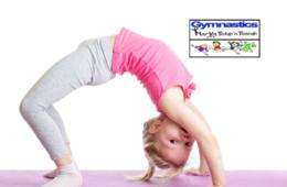 $175+ for MarVaTots n' Teens Gymnastics Camp for Ages 3-18 in Rockville (Up to 25% Off)