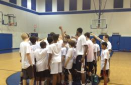 Mark Vincent Basketball Academy Spring Break or Summer Camp