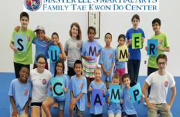 One Week of Half-Day Master Lee's Martial Arts Camp