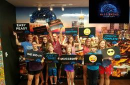Mastermind Escape Games Admission for Two People - Schaumburg