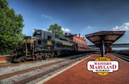 $20 for Bunny Hop Train Ride on the Western Maryland Scenic Railroad - Meet the Easter Bunny and Hunt for Easter Eggs! (Up to 43% Off)