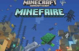 Minefaire, a MINECRAFT® Fan Experience Gold Pass Admission Ticket