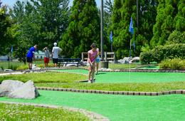 Two Rounds of Mini Golf at South Germantown Recreational Park