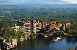 Kids Stay and Eat Free! Mohonk Mountain House All-Inclusive Getaway