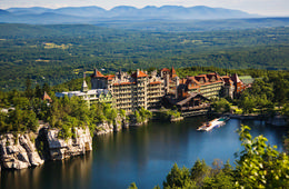 Up to 20% Off Mohonk Mountain House All-Inclusive Getaway