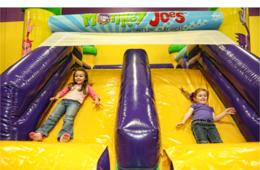 $7.50 for One Admission to Monkey Joe's VALID ANY DAY + Party Option Too! - Germantown Location Only (43% Off)