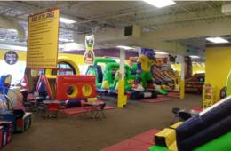 $30+ for Open Play Passes to Monkey Joe's Play Center in Dulles/Sterling - PARTY OPTION TOO! (54% Off)