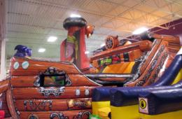 $30+ for Open Play Passes to Monkey Joe's Play Center - Dulles/Sterling (54% Off)