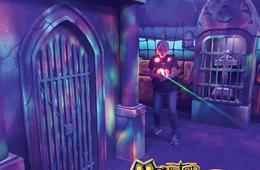 Glow-in-the-Dark Mini Golf & Laser Tag at Monster Mini Golf Chantilly