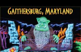 $30+ for Four Rounds of Glow-in-the-Dark Golf + $15 in Arcade Cards at Monster Mini Golf Gaithersburg ($58 Value - Up to 49% Off)