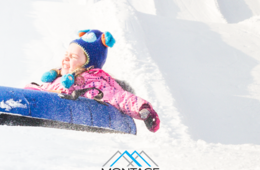 $25 for TWO SNOW TUBING Tickets or $62 for TWO SKI LIFT Tickets at Montage Mountain + HOTEL OPTION! (50% Off)