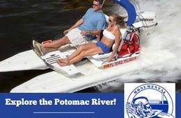 Catamaran Boat Tour on the Potomac River