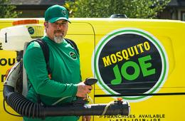 $25 Off Your First Mosquito Joe Outdoor Pest Control Barrier Treatment - Make Your Yard Itch-Free!