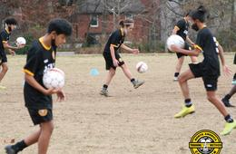 North America Caribbean Training Academy Soccer Camp