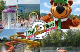 $69 for 2-Night Family Getaway at Yogi Bear's Jellystone Park - NATURAL BRIDGE, VA (50% Off!)