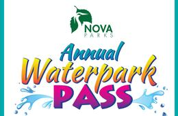NOVA Parks Annual Waterpark Pass