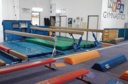 FOUR NVGA Gymnastics Tumble Bugs Preschool Classes