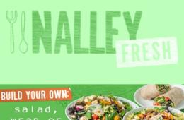 $12 for $20 Worth at BRAND NEW Nalley Fresh - Kentlands! (40% Off)