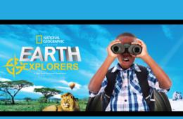 $9 for Ticket to National Geographic Presents: Earth Explorers at National Geographic Museum in DC (Up to 40% Off)