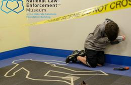 Forensics Camp at The National Law Enforcement Museum