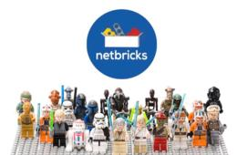 $35 for $400 Worth of LEGO Sets from Netbricks - Largest Inventory of LEGOs - New and Retired! ($70 Value - 50% Off)