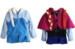 $26 for Ice Queen or Ice Princess Fleece Jacket - Includes Shipping! ($45 Value)