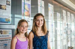 Newseum - Kids FREE All Summer!